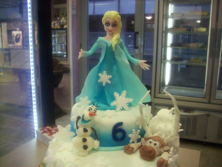 Torte Frozen