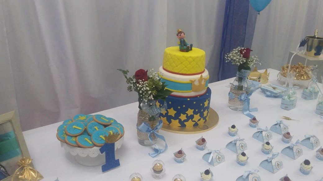 sweet table a tema piccolo principe